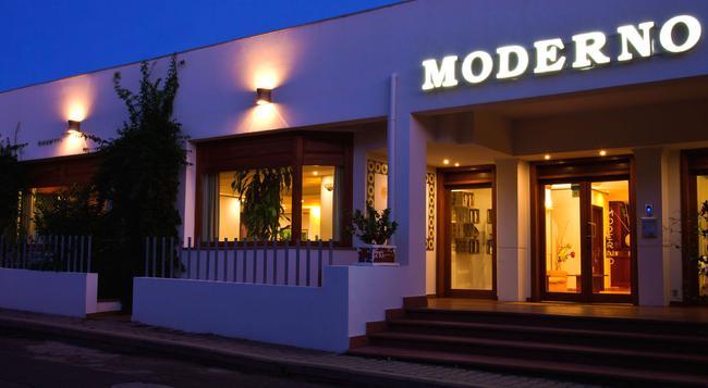 ホテル モデルノ - オルビア - 建物