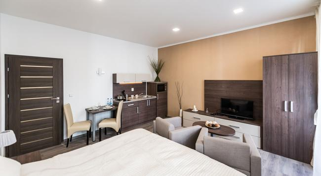 Hotel Residence Spalena - プラハ - 寝室