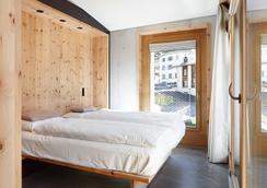 アルパイン ロッジ チェサ プラットナー - ポントレジナ - 寝室