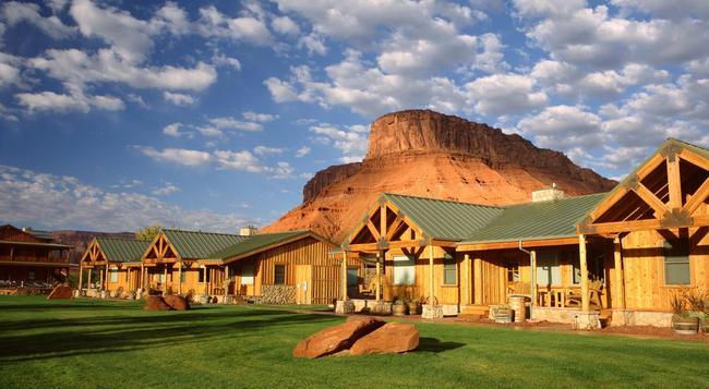 Sorrel River Ranch Resort - モアブ - 建物