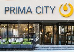 プリマ シティ ホテル - テル・アビブ - 建物
