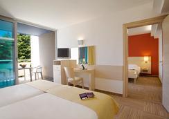 ヴァラマール クリスタル ホテル - Poreč - 寝室