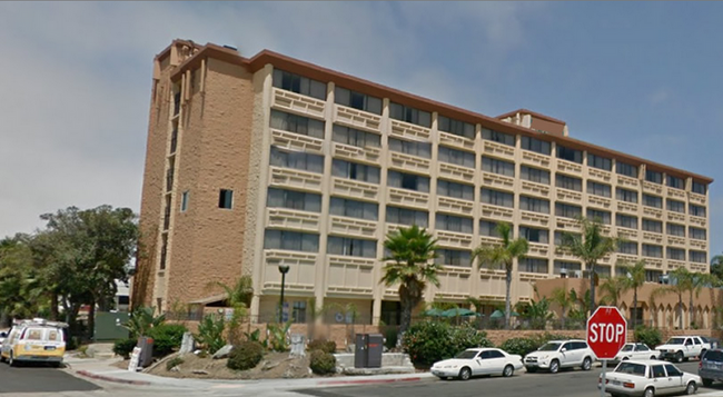 コンスレート ホテル エアポート シー ワールド サンディエゴ エリア - サンディエゴ - 建物