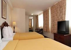 コンスレート ホテル エアポート シー ワールド サンディエゴ エリア - サンディエゴ - 寝室
