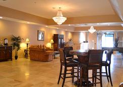 コンスレート ホテル エアポート シー ワールド サンディエゴ エリア - サンディエゴ - ロビー