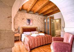 Bellagio Boutique Hotel - Rethymno - 寝室