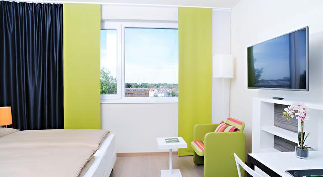 ハリーズ ホーム ミュンヘン ホテル & アパートメンツ - ミュンヘン - 建物