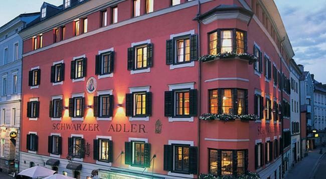 ホテル シュヴァルツァー アドラー インスブルック - インスブルック - 建物