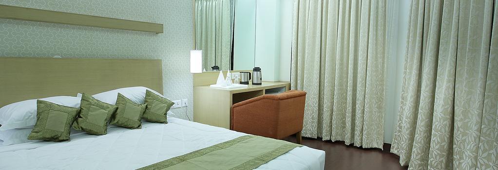 Hotel Blue Heaven - ジャイプール - 寝室