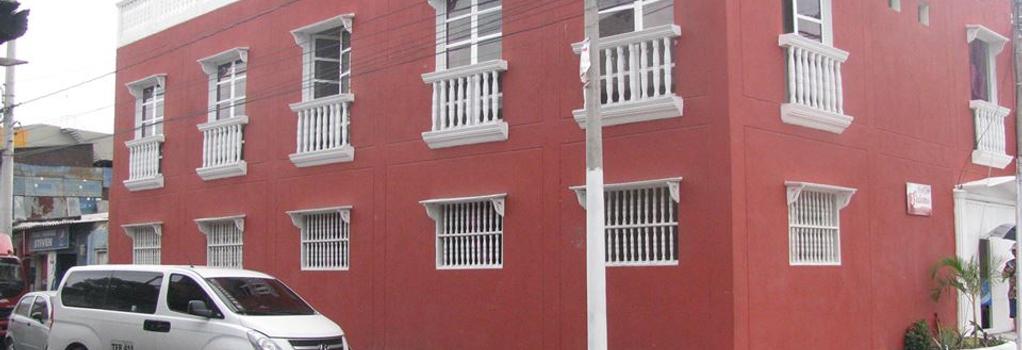 Hotel Casa Salome - カルタヘナ - 建物