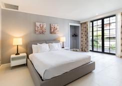 Polynesian Residences Waikiki Beach - ホノルル - 寝室