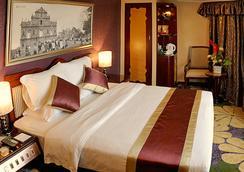 ホテル ギア - マカオ - 寝室