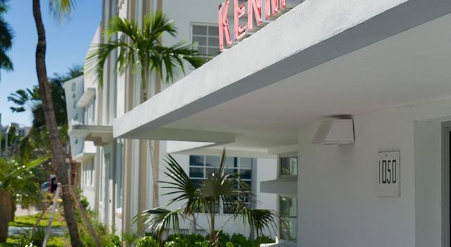 ワシントン パーク ホテル サウス ビーチ - マイアミ・ビーチ - 建物