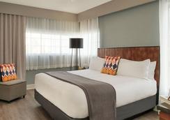 ワシントン パーク ホテル サウス ビーチ - マイアミ・ビーチ - 寝室