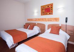Grand Hotel de la Gare - Angers - 寝室
