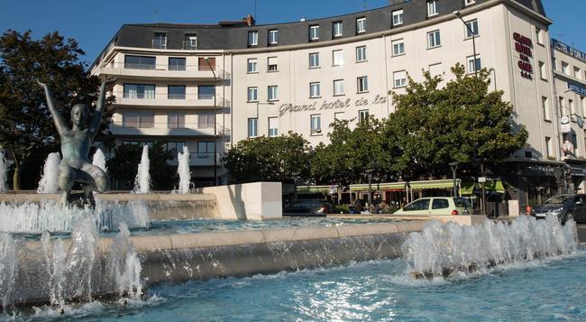 Grand Hotel de la Gare - Angers - 建物