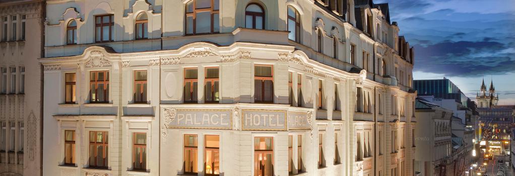 アールヌーボー パレス ホテル - プラハ - 建物