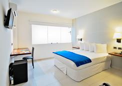Hotel LP Santa Cruz - Santa Cruz de la Sierra - 寝室