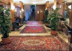 Hotel Milano - Madonna di Campiglio - ロビー