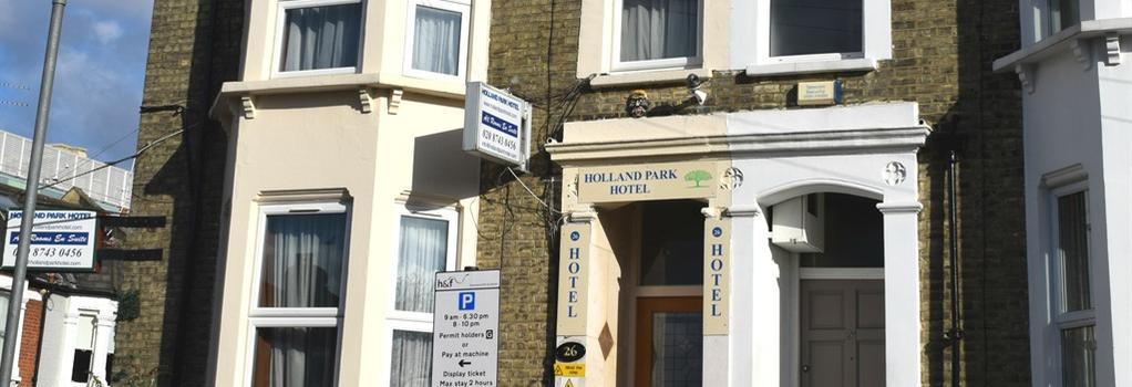 Holland Park Grove Hotel - ロンドン - 建物