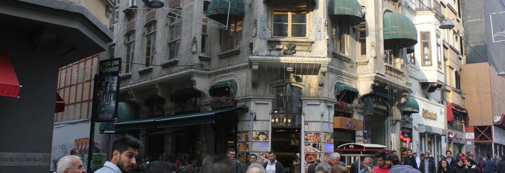 Ragip Pasha Apartments - イスタンブール - 建物