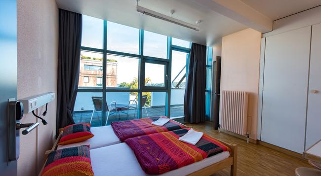 Geneva Hostel - ジュネーブ - 寝室