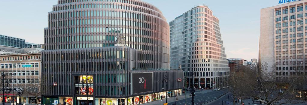 スイスホテル ベルリン クアフュルステンダム - ベルリン - 建物