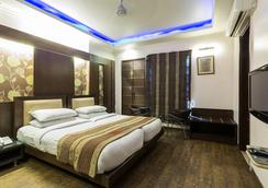 Hotel Le Cadre - ニューデリー - 寝室