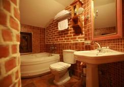 アート ホテル ガラシア - コトル - 浴室