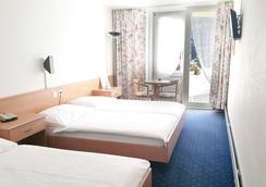 ホテル バナーホフ - インターラーケン - 寝室