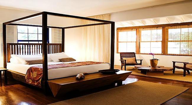 Santa Teresa Hotel RJ Mgallery By Sofitel - リオデジャネイロ - 寝室
