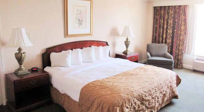 Carolina University Inn - コロンビア - 寝室