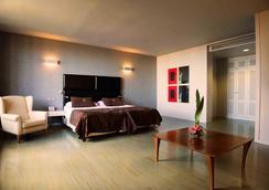 ホテル エスクエラ サンタ クルス - サンタクルス・デ・テネリフェ - 寝室