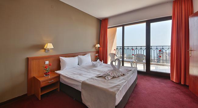 Prestige Hotel And Aquapark - ヴァルナ - 寝室