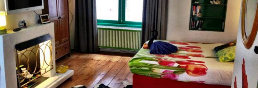 チューリップ オブ アムステルダム B&B - アムステルダム - 寝室