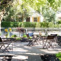 Brannan Cottage Inn Terrace/Patio