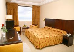 ホテル アジュール - カサブランカ - 寝室