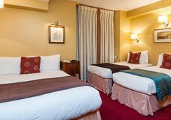 ザ キャッストン ホテル - ロンドン - 寝室