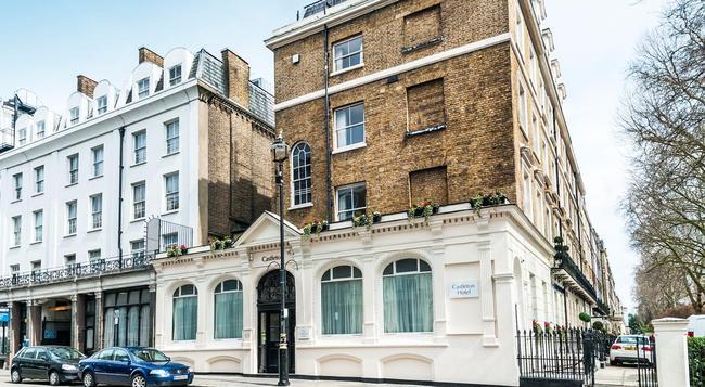 ザ キャッストン ホテル - ロンドン - 建物