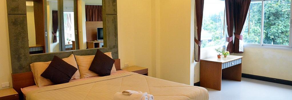 Baan Thara Guesthouse - クラビ - 寝室