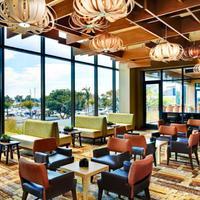 サンディエゴ マリオット マーキス アンド マリーナ Hotel Lounge