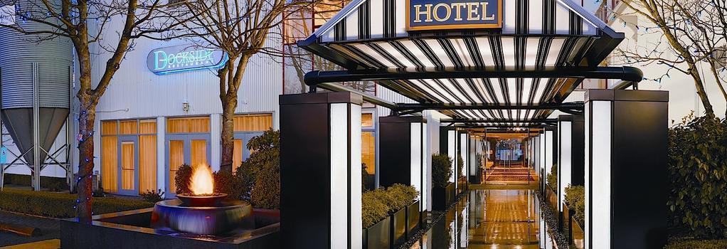 グランビル アイランド ホテル - バンクーバー - 建物