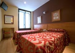 オスタル ペルサル - マドリード - 寝室