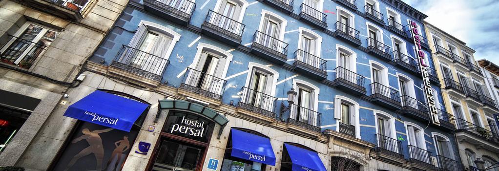 オスタル ペルサル - マドリード - 建物