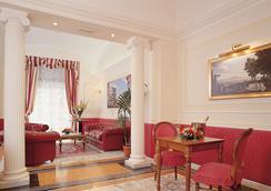 ホテル コンティリア - ローマ - ロビー
