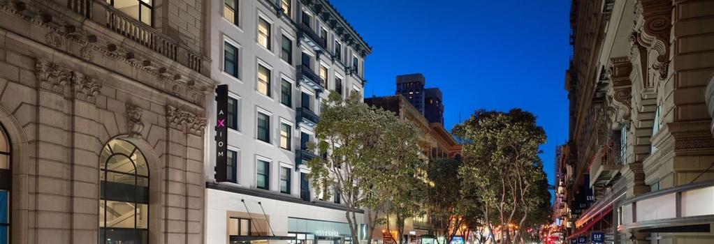 アクシオム ホテル - サンフランシスコ - 建物