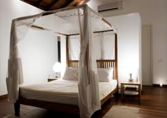 Sri Villas - ベントータ - 寝室