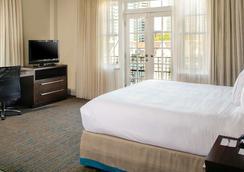 Residence Inn by Marriott Atlanta Midtown Georgia Tech - アトランタ - 寝室