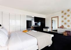 HF フェニックス ポルト - ポルト - 寝室