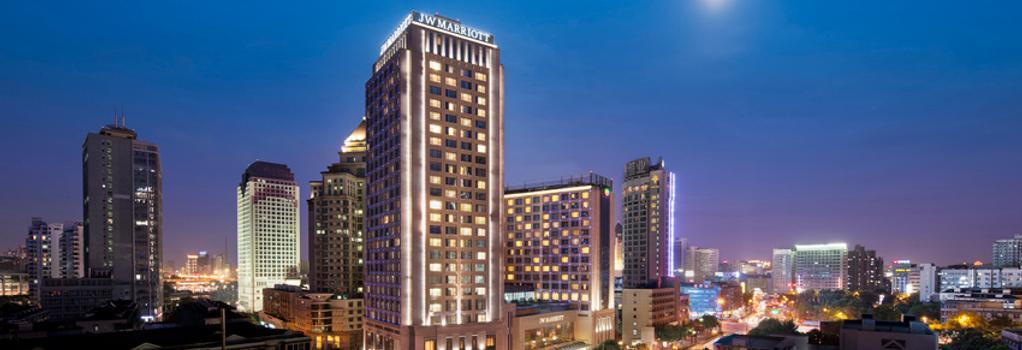 JW マリオット ホテル 杭州 - 杭州 - 建物